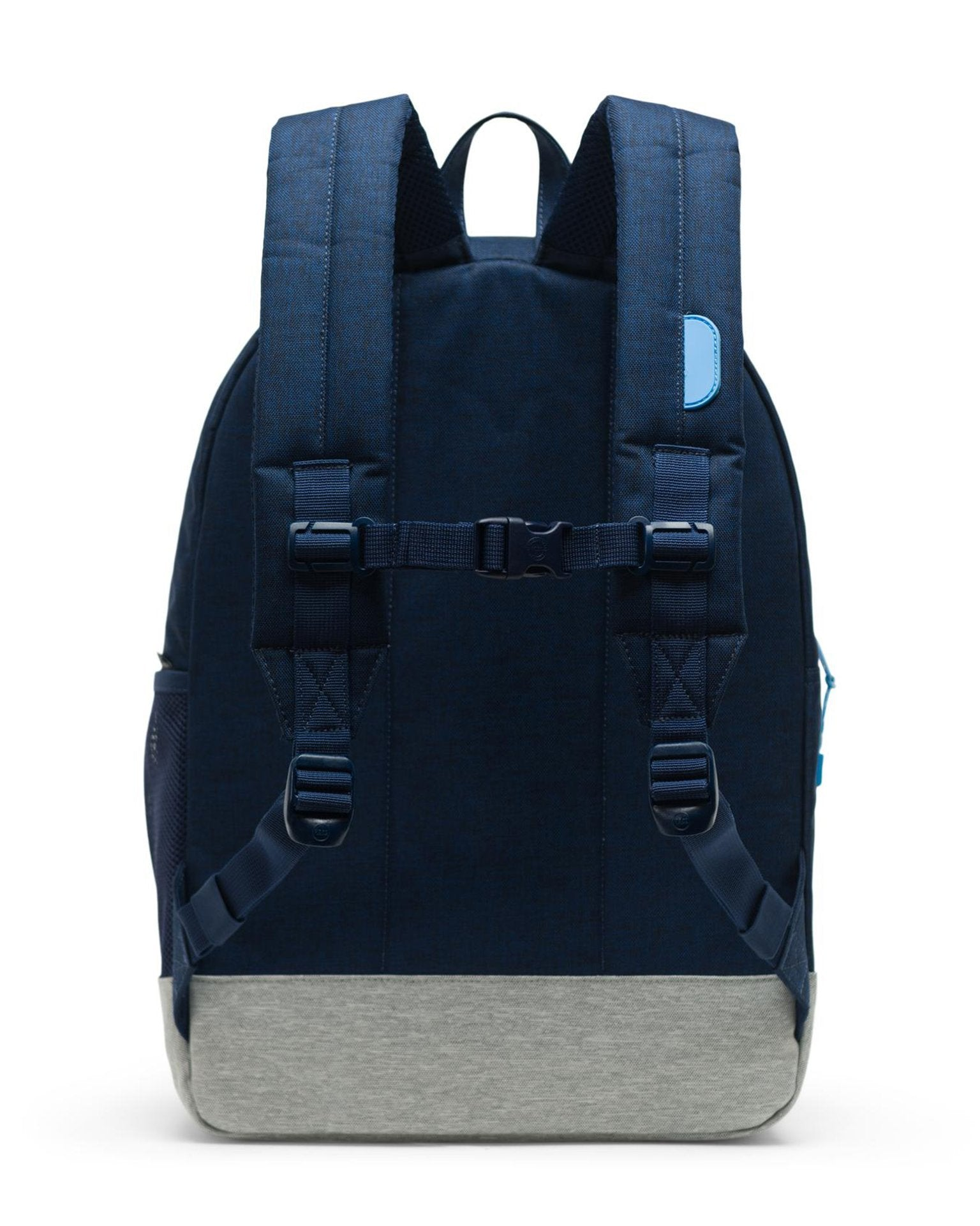 0d6ec3437b4 ... Little herschel supply co accessories youth heritage backpack xl in medieval  blue crosshatch