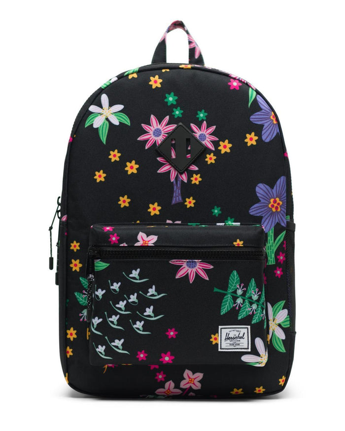 youth heritage backpack xl in sunny floral