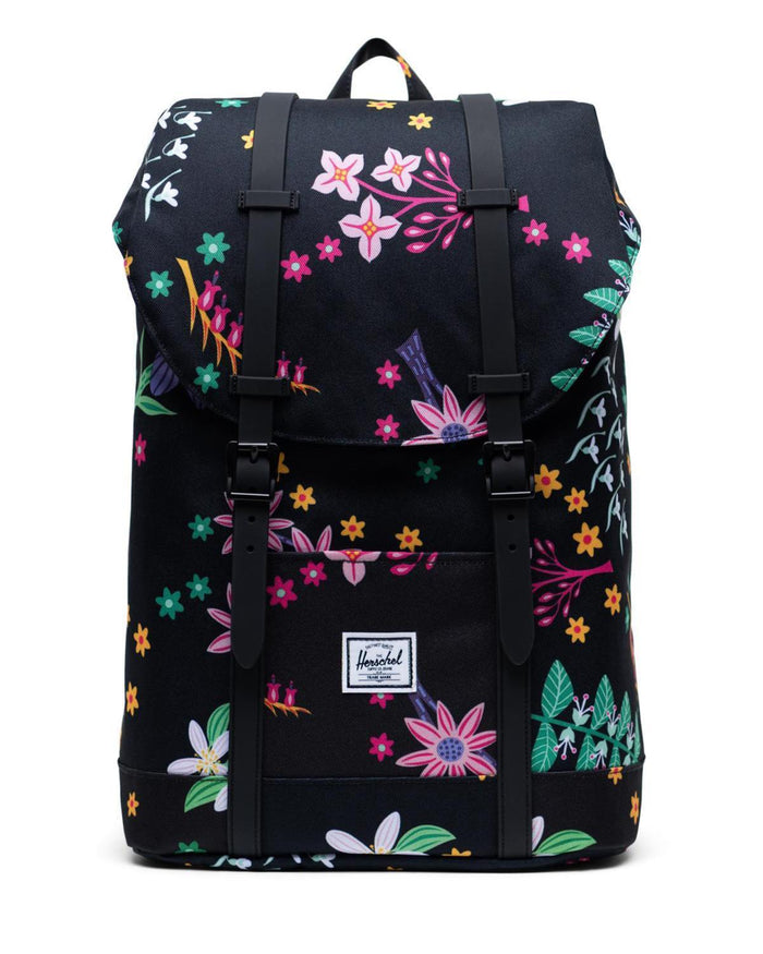 Little herschel supply co accessories youth retreat backpack in sunny floral