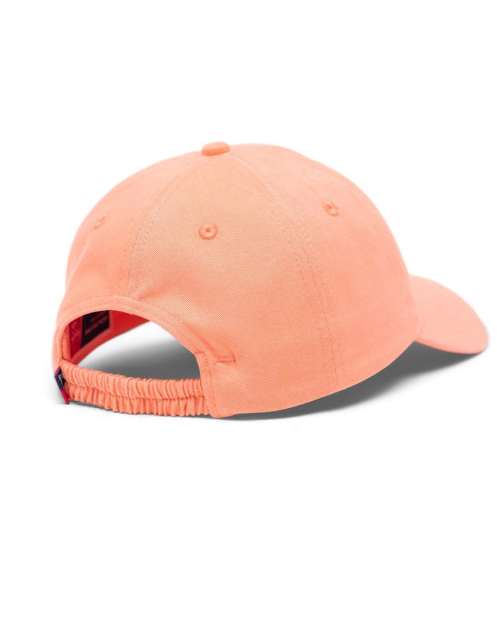 Little herschel supply co accessories youth sylas cotton twill cap in fresh salmon