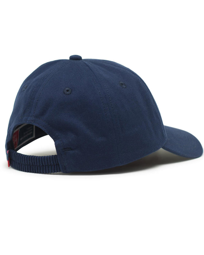 Little herschel supply co accessories youth sylas cotton twill cap in navy