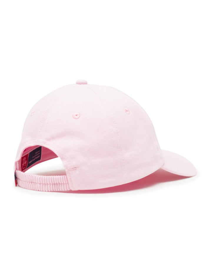 Little herschel supply co accessories youth sylas cotton twill cap in pink lady