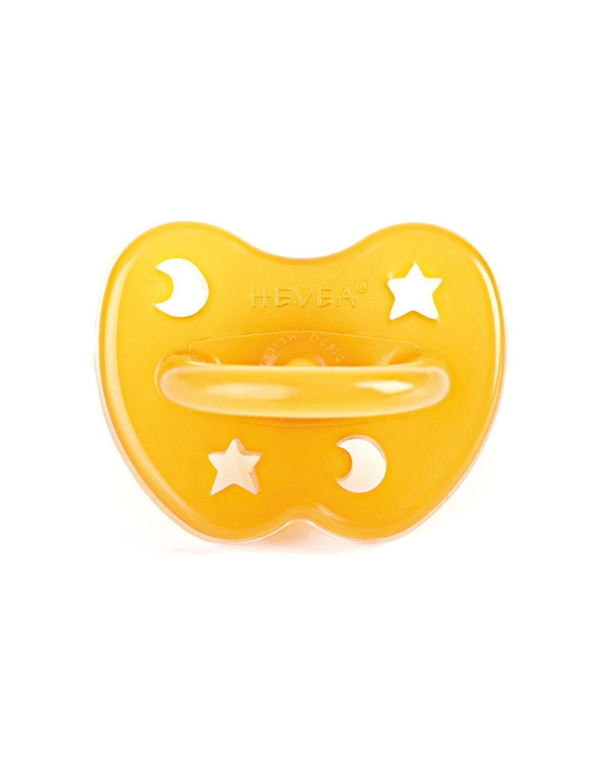 Little hevea planet baby accessories Star + Moon Pacifier