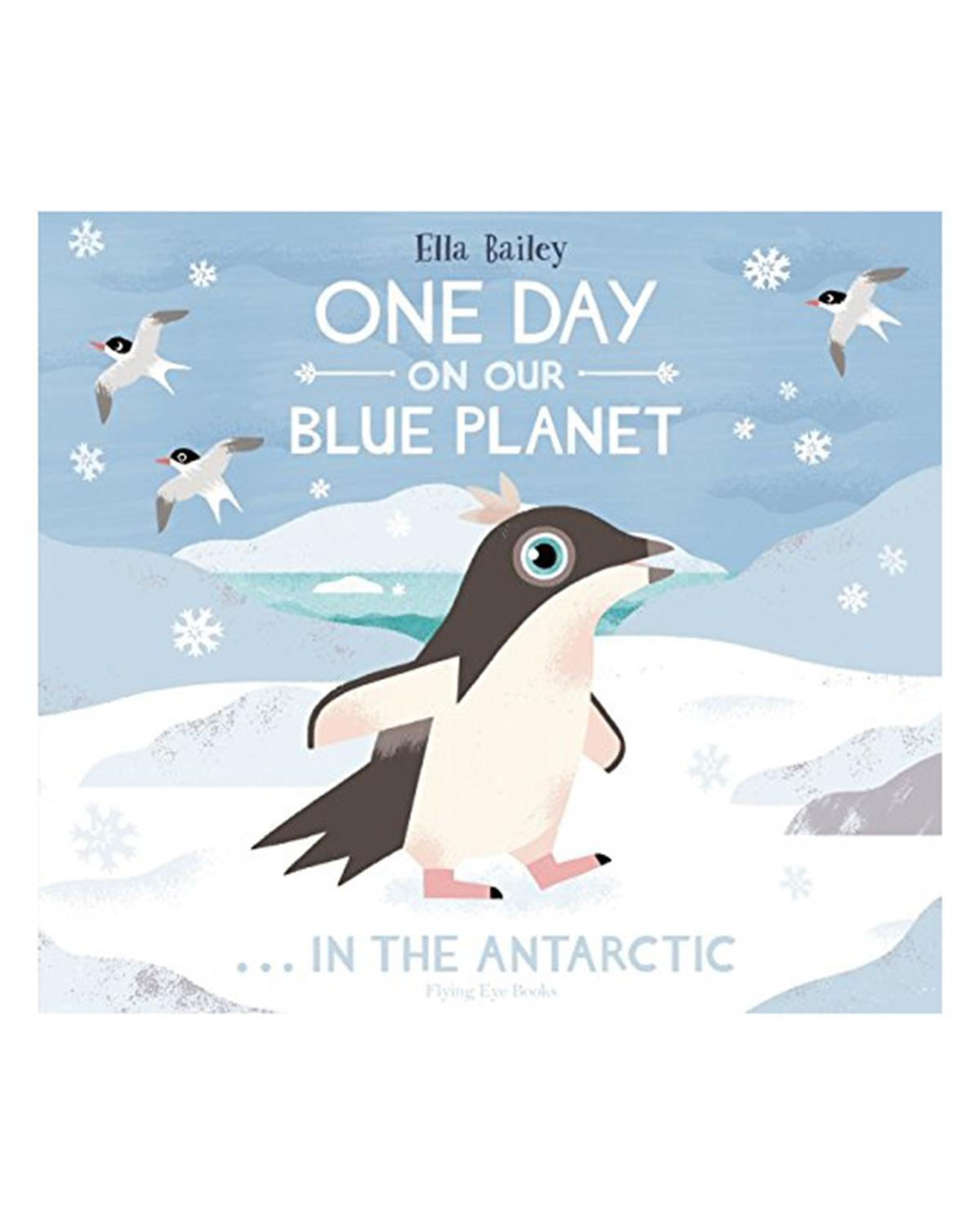Little ingram books play One Day On Our Blue Planet In The Antarctic