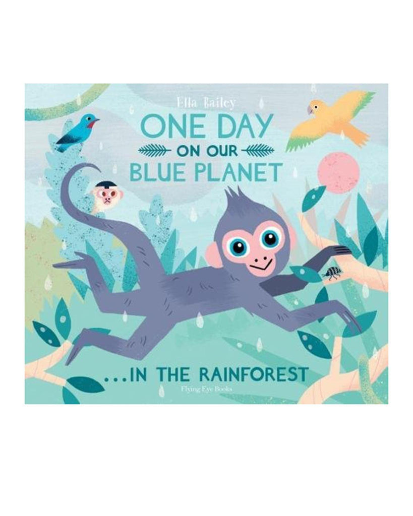 Little ingram books play One Day on Our Blue Planet In The Rainforest