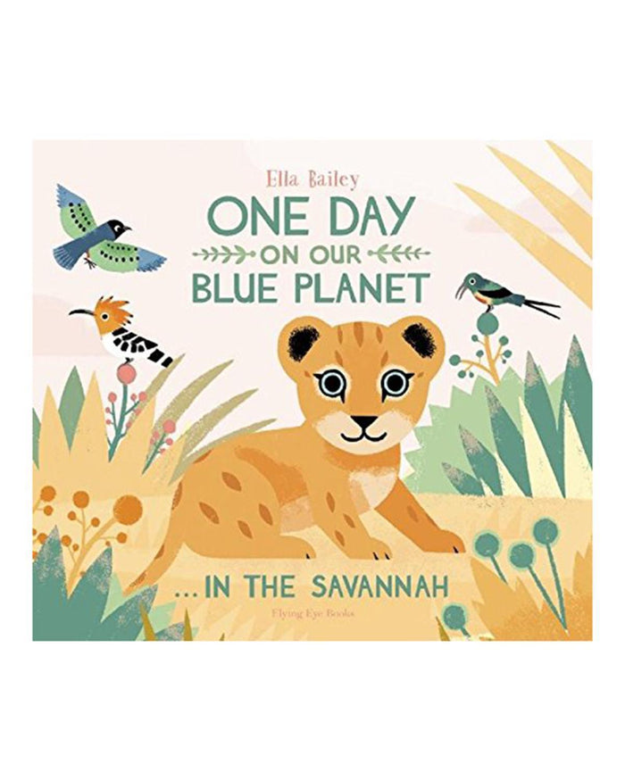Little ingram books play One Day On Our Blue Planet In The Savannah
