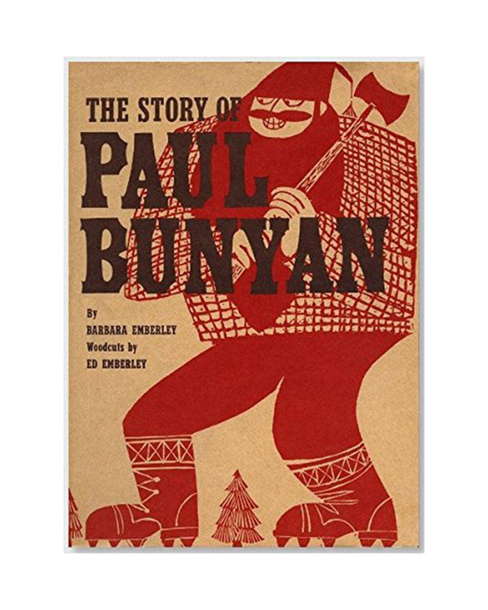 Little ingram books play Story of Paul Bunyan