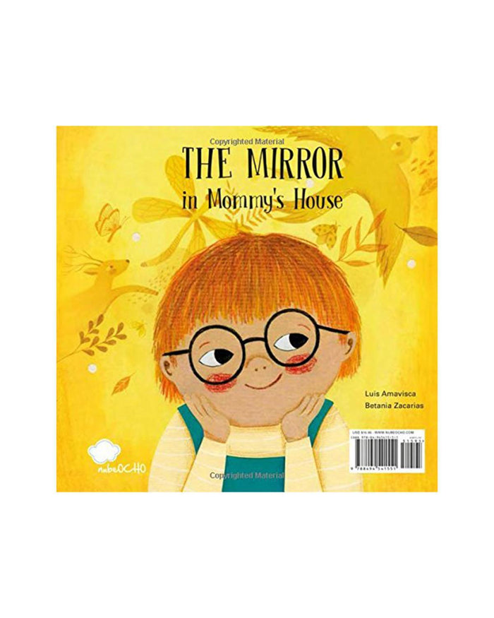 Little ingram books play The Mirror in Mommy's House/The Mirror in Daddy's House