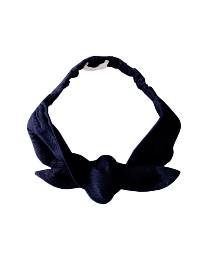 Little jamie kay accessories muslin headband in peacock