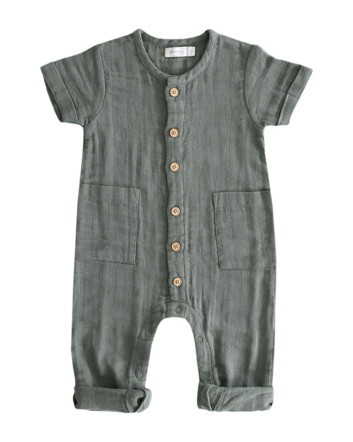Little jamie kay baby girl ryan onepiece in willow