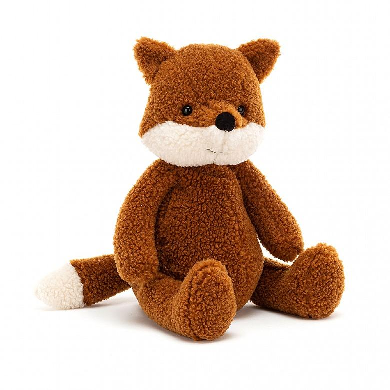 Little jellycat play allenby fox