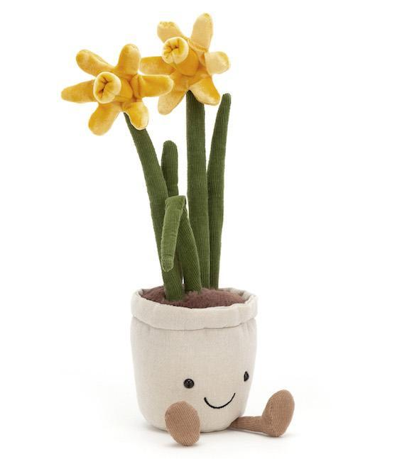 Little jellycat play amuseables daffodil