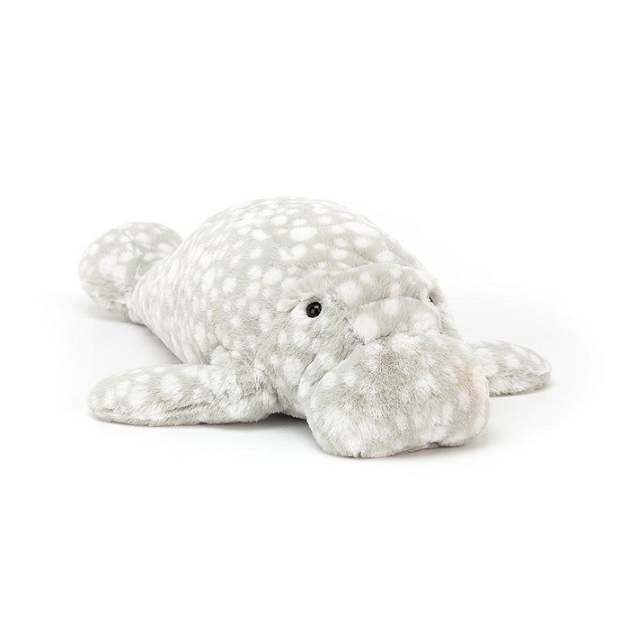 Little jellycat play billow manatee