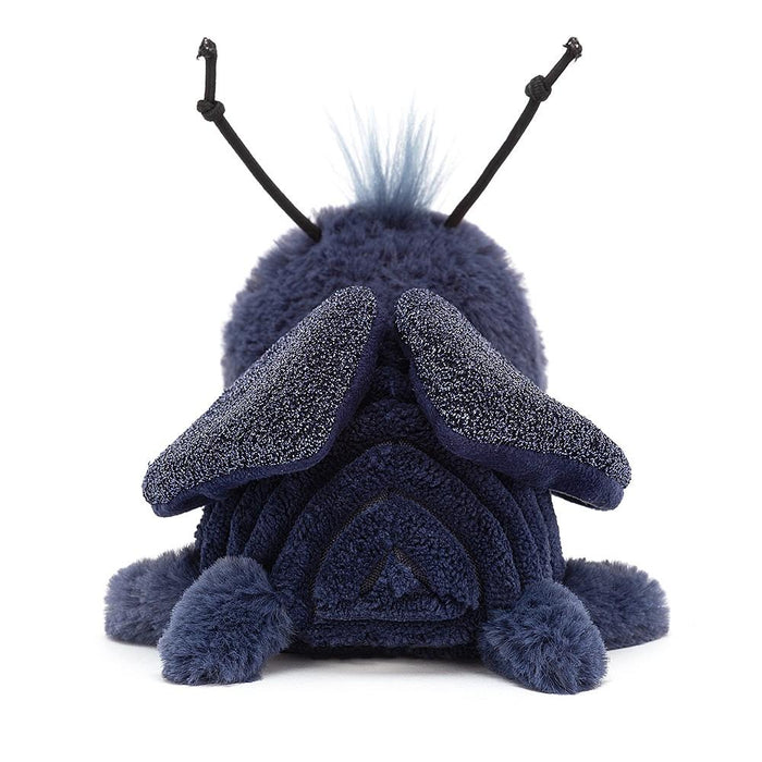 Little jellycat play frizzle beetle