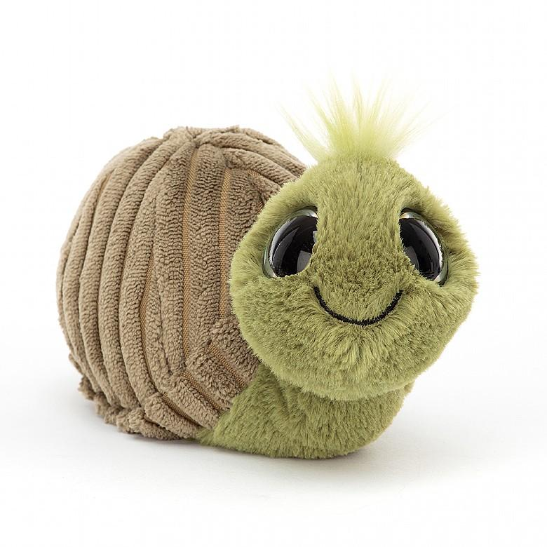 Little jellycat play frizzles snail