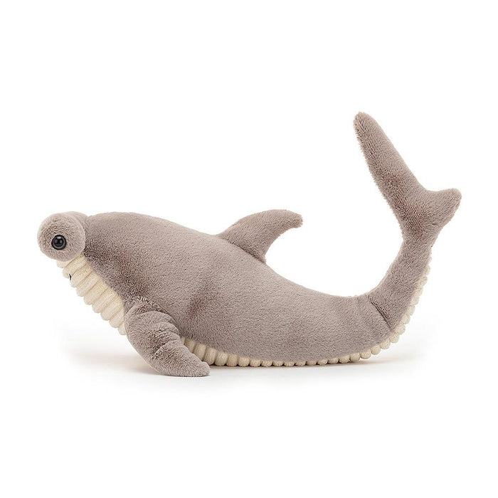Little jellycat play hammerhead shark