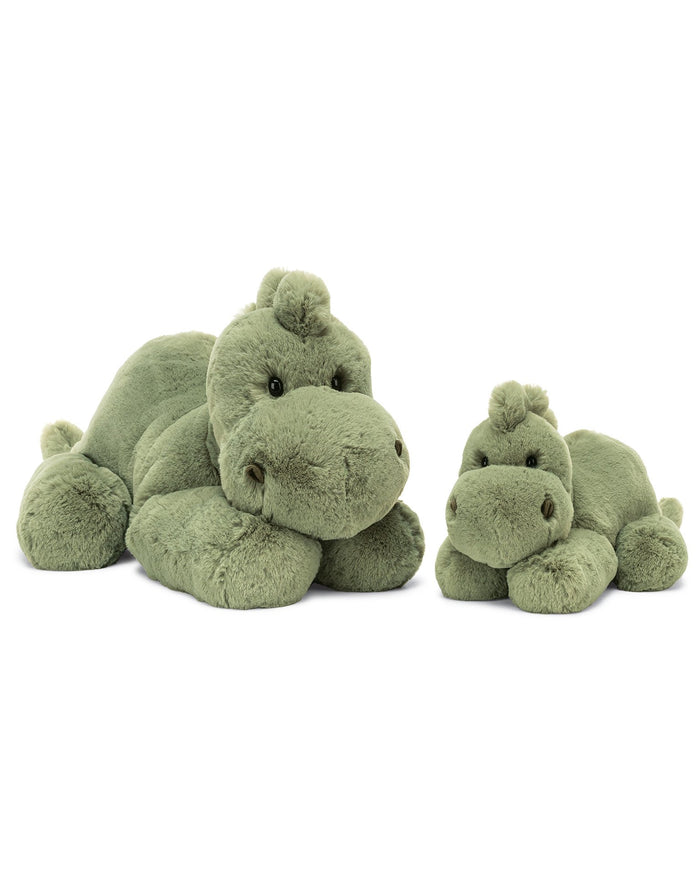 Little jellycat play huggady dino large