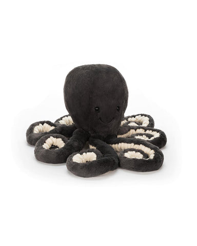 Little jellycat play inky octopus baby