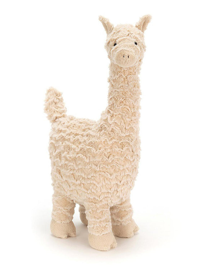 Little jellycat play lars llama