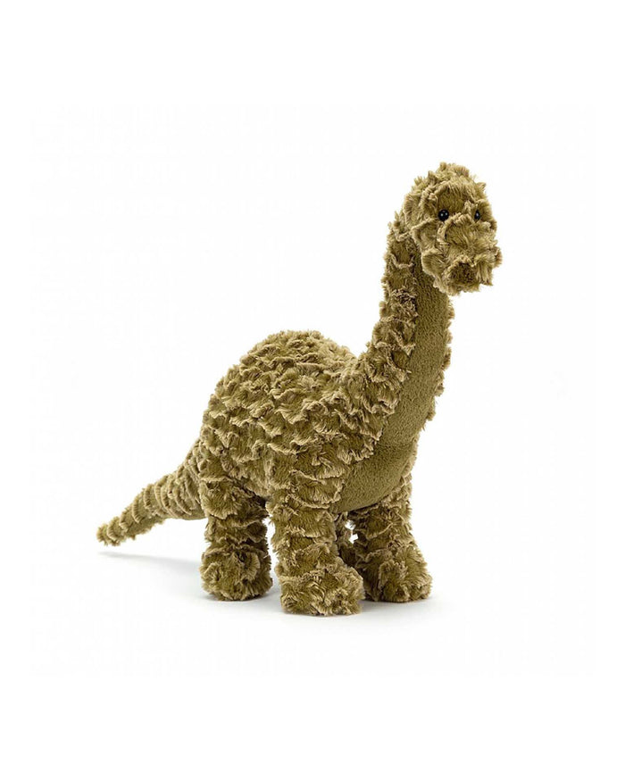 Little jellycat play little delaney diplodocus