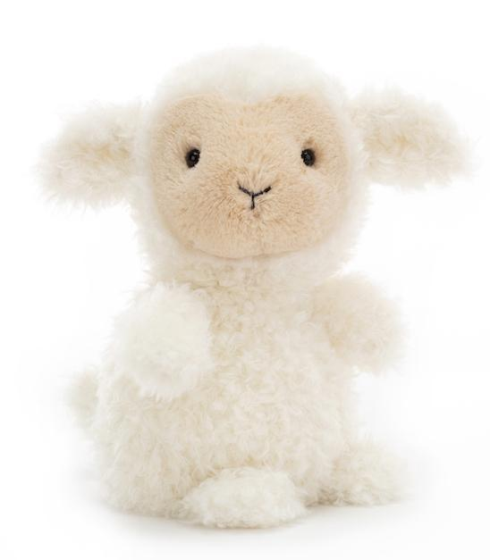 Little jellycat play little lamb