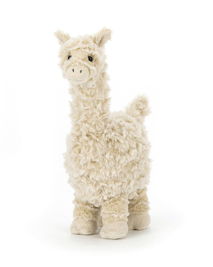 Little jellycat play little lars llama