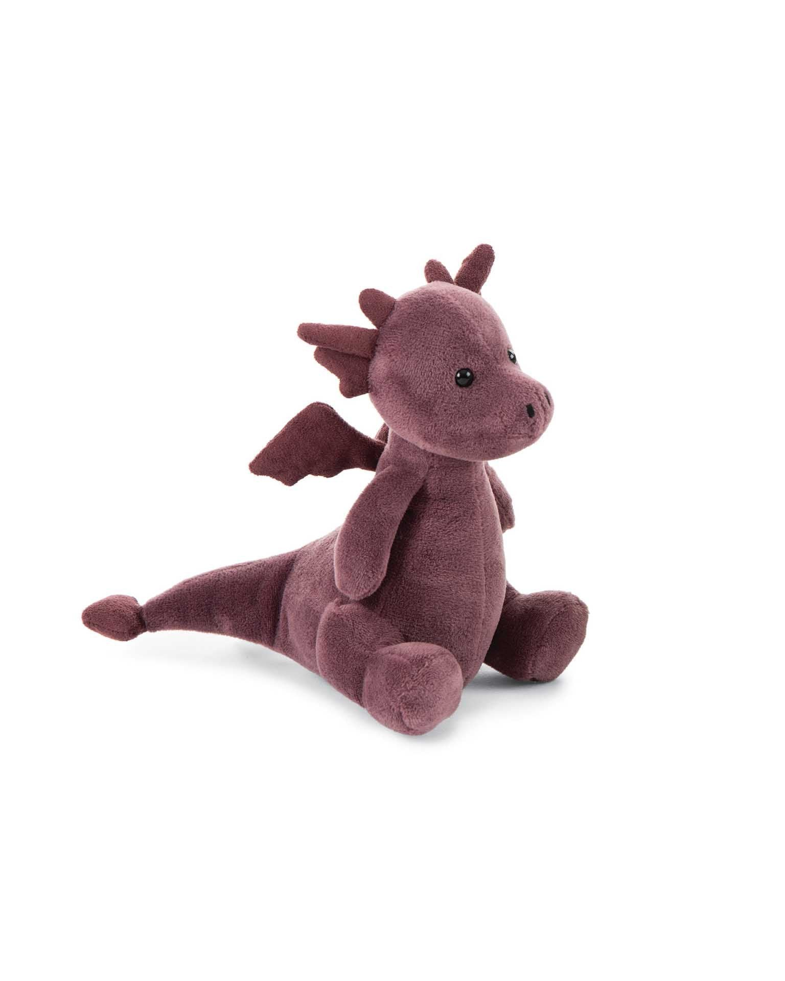 Little jellycat play little puff violet