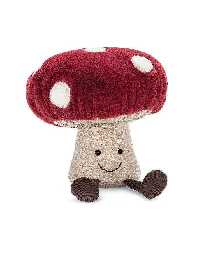 Little jellycat play medium amuseables mushroom