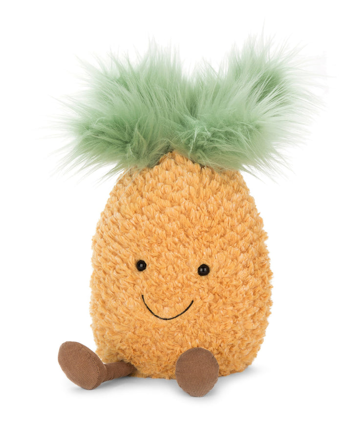 Little jellycat play medium amuseables pineapple