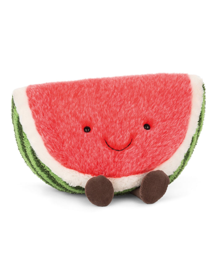 Little jellycat play medium amuseables watermelon