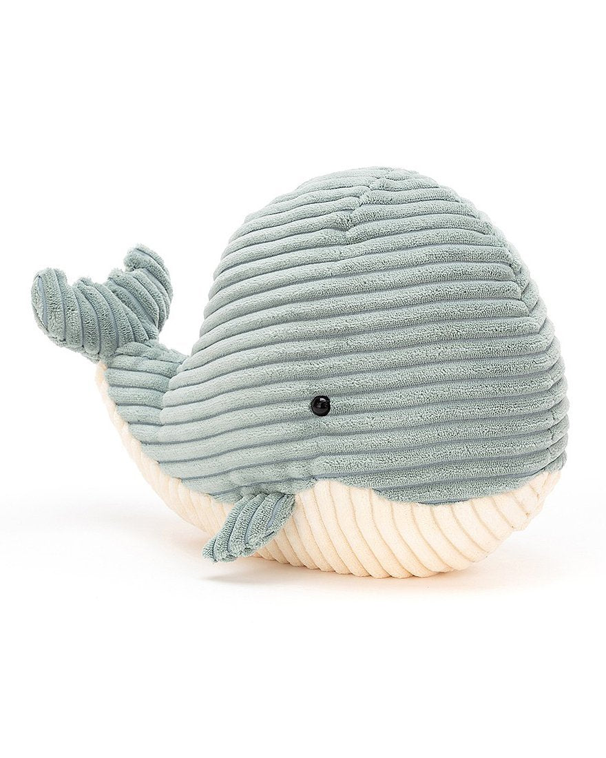 Little jellycat play medium cordy roy whale