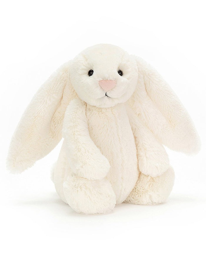Little jellycat play medium cream bashful bunny