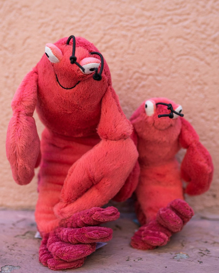 Little jellycat play medium larry lobster