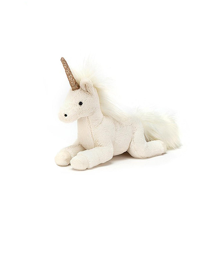 Little jellycat play medium luna unicorn