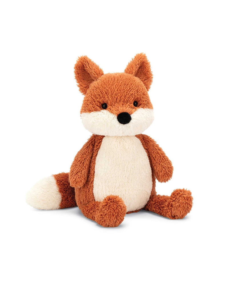 Little jellycat play medium peanut fox