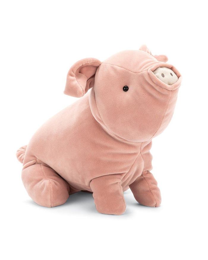 Little jellycat play mellow mallow pig