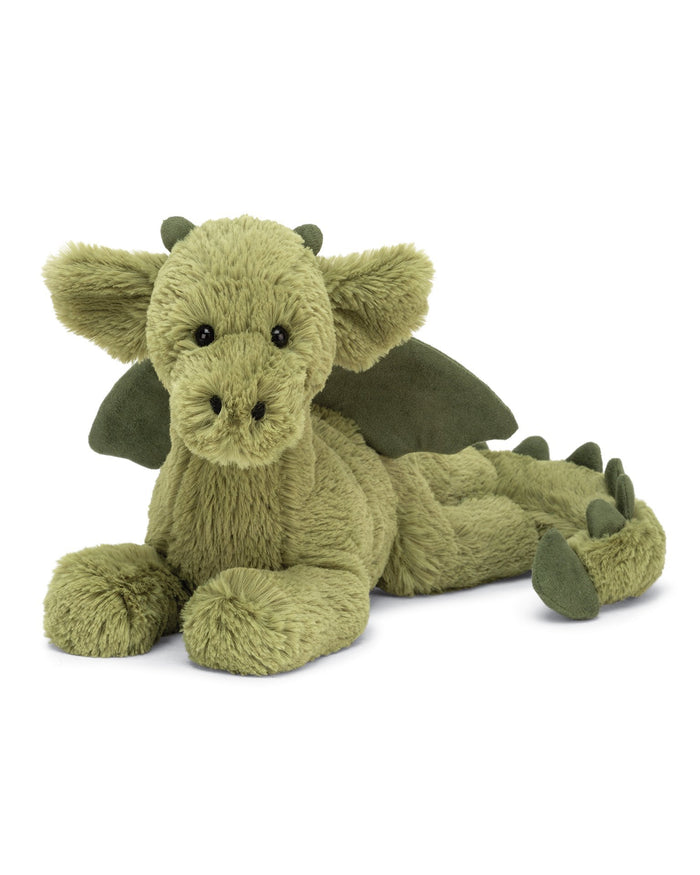 Little jellycat play monty dragon