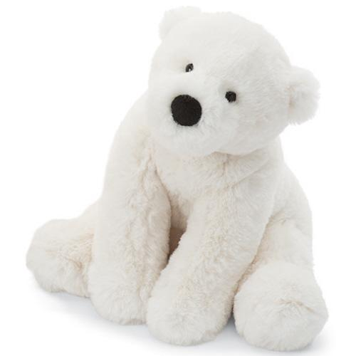 Little jellycat play perry polar bear medium