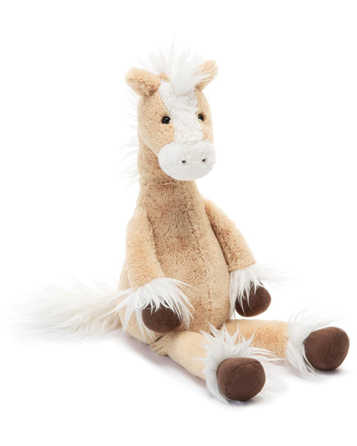 Little jellycat play pretty pony biscuit