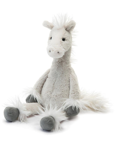 Little jellycat play pretty pony cinder