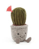 Little jellycat play silly succulent cactus