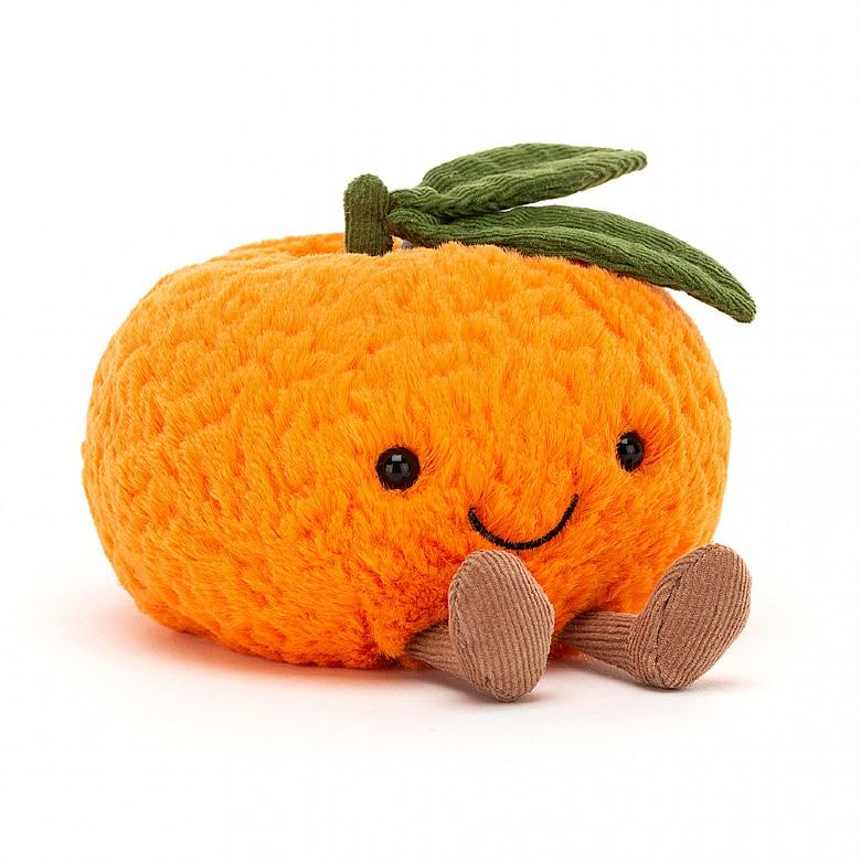 Little jellycat play small amuseable clementine