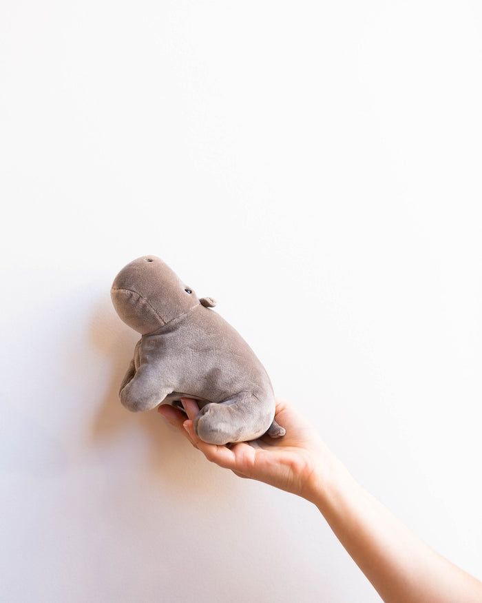 Little jellycat play small mellow mallow hippo