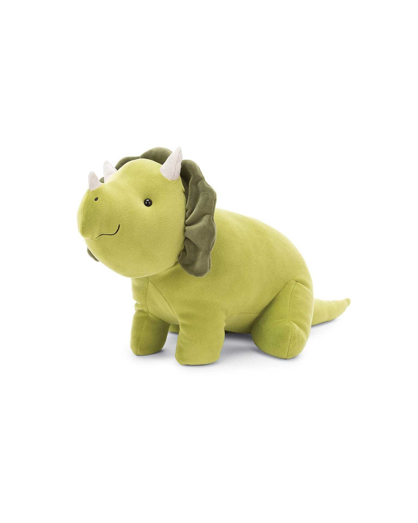 Little jellycat play small mellow mallow triceratops