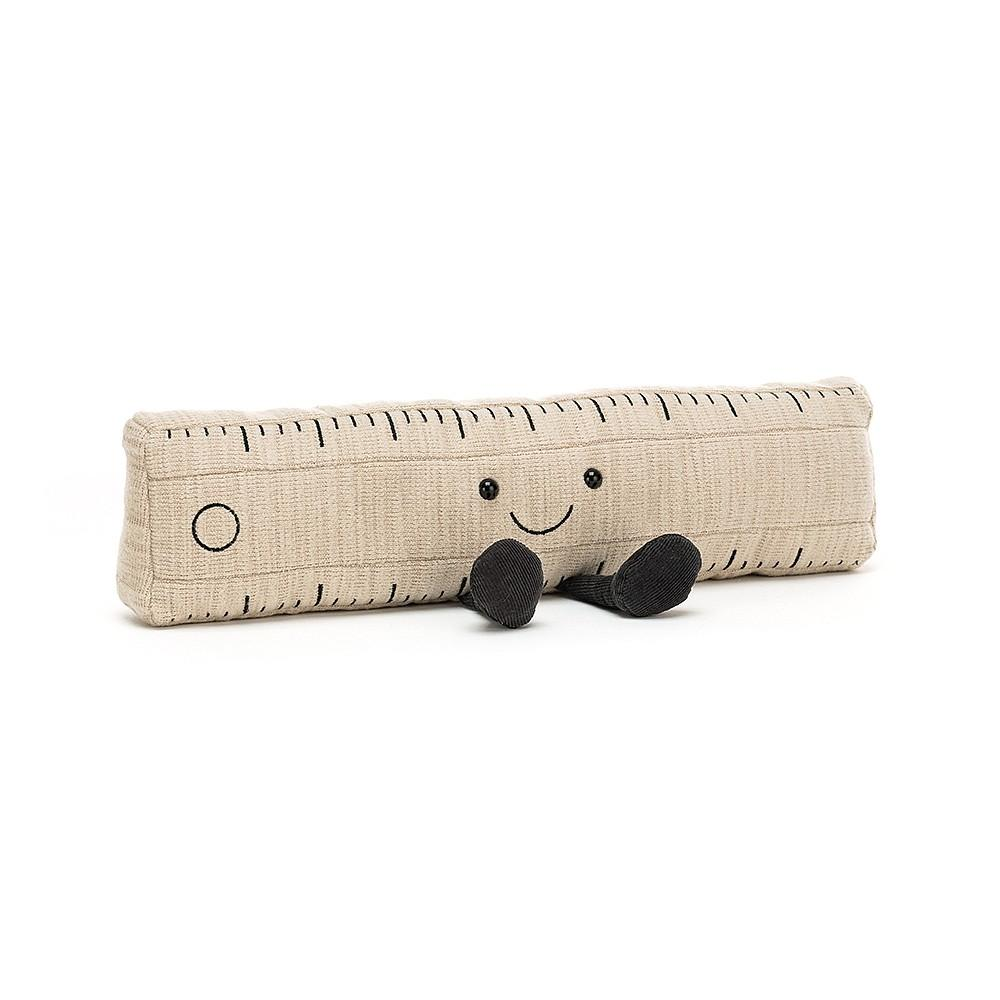 Little jellycat play smart stationary ruler