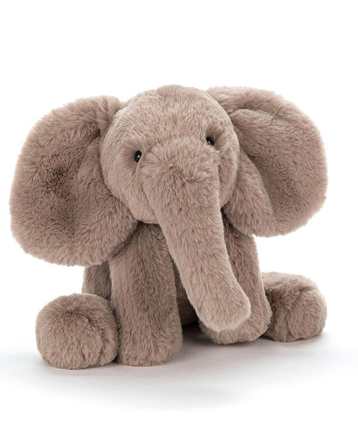 Little jellycat play smudge elephant
