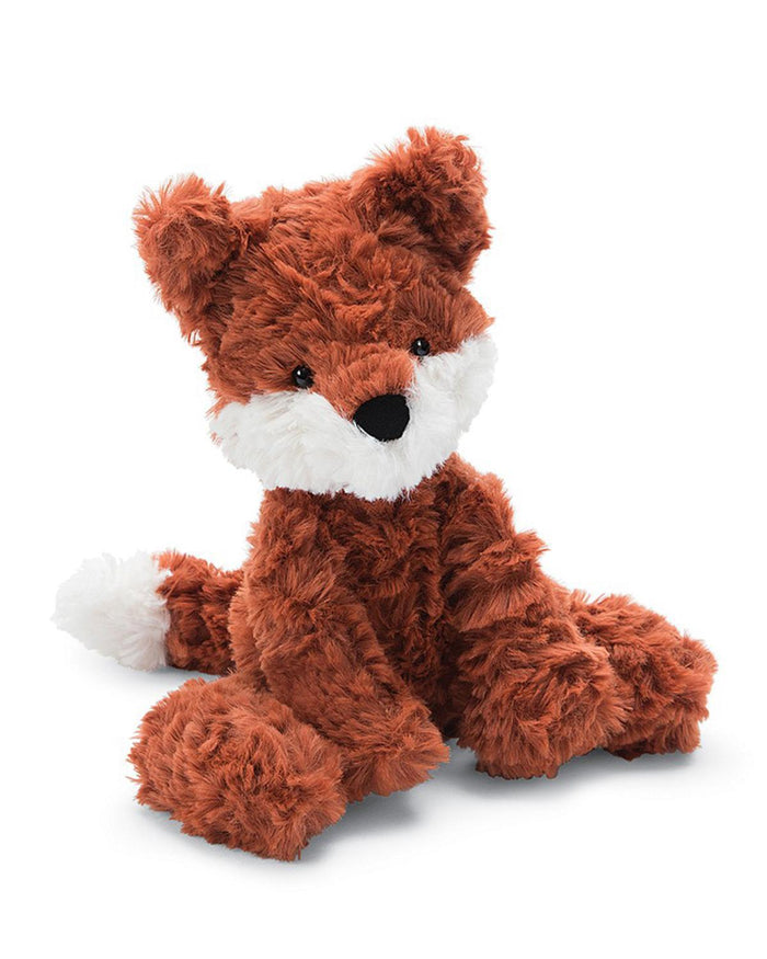 Little jellycat play squiggles fox