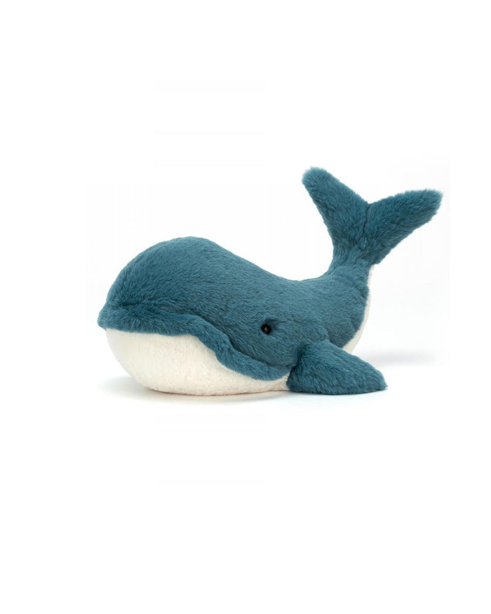 Little jellycat play tiny wally whale