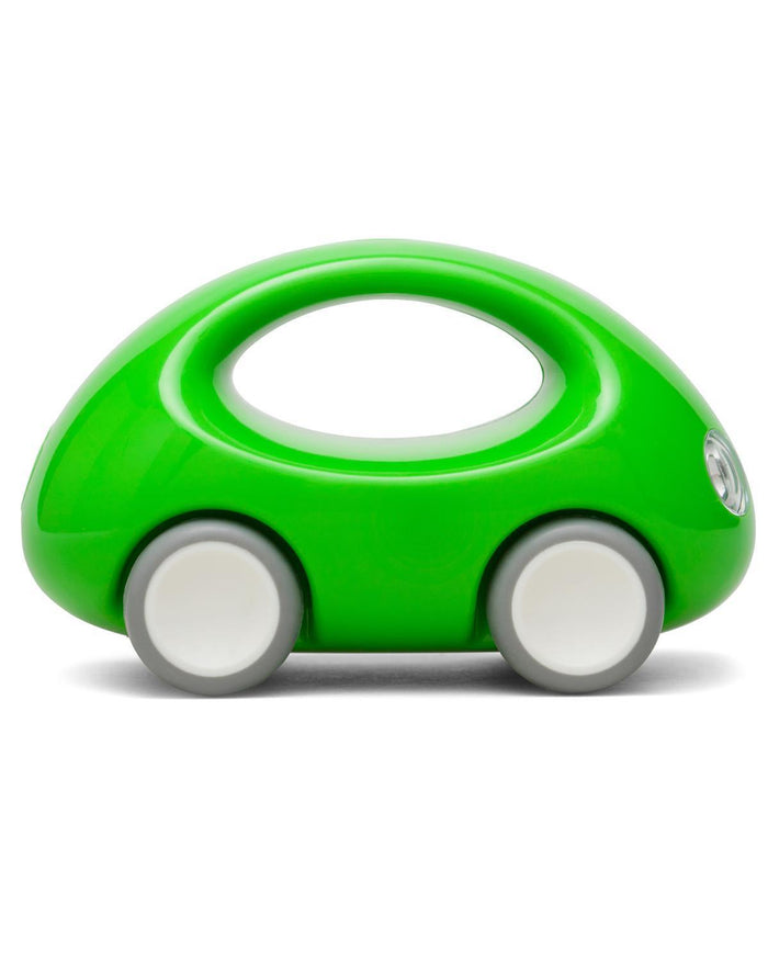 Little kid o play Go Car in Green
