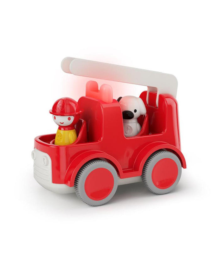 Little kid o play myland fire truck